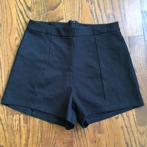 Black going out shorts! High waisted.